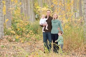 Anna Budolfson and Family